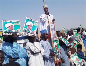 پیام شیخ زکزاکی از زندان به شیعیان نیجریه