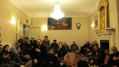 مراسم فاطمیه در دو مرکز مهم اسلامی انگلیس برگزار شد