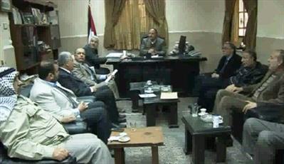 حمایت گروه های فلسطینی از حزب الله لبنان