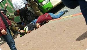 ۲ جوان فلسطینی به شهادت رسیدند +عکس