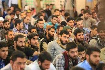 تصاویر/ یادواره شهدای مدافع حرم در اهواز