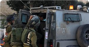موج بازداشت های گسترده در قدس و کرانه باختری