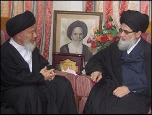 آیت الله الوداعی تکیه گاه علما در بحرین بود
