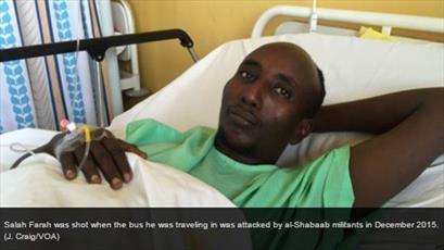 تقدیم  نشان افتخار به مسلمان کنیایی که جان مسیحیان را نجات داد