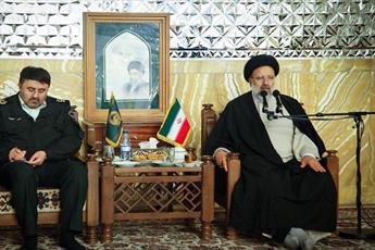به برکت خون شهدا، ایران نقطه امن منطقه است