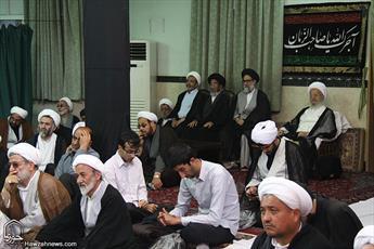 تصاویر/ مراسم سوگواری شهادت امام هادی(ع) در بیوت مراجع و علما