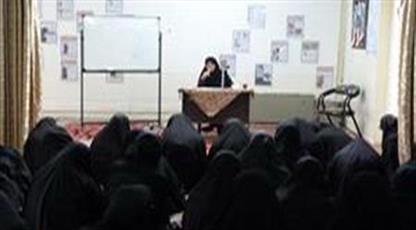 بررسی ابعاد طب سنتی توسط طلاب خواهر غیرایرانی در مشهد