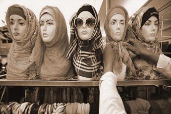 حجاب ابراز عشق به خداوند است