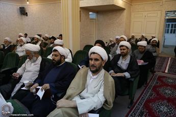 اجتماع و راهپیمایی اساتید، طلاب و فضلای حوزه علمیه قم برگزار می شود