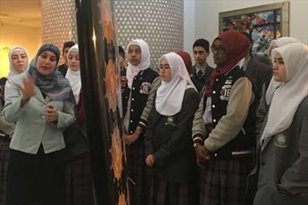 بازدید ۲۰ هزار نفر از موزه اسلامی استرالیا