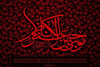 امام موسی کاظم (ع) در بینش، درایت و رهبری زبانزد خاص و عام بود