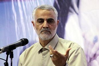 سردار سلیمانی فرزند خطه کرمان و افتخار  ایران است