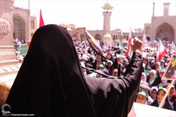 سه تجمع مردمی در حمایت از حجاب و عفاف در قم برگزار می شود