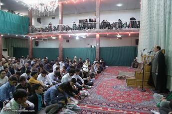 مراسم جشن مبعث نبی مکرم اسلام(ص) و عمامه گذاری برگزاری شد