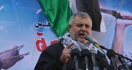 الجهاد الإسلامي: الضفة الغربية هي مقبرة المشروع الصهيوني