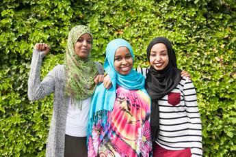 دانش آموزان آمریکایی به جنگ اسلامهراسی میروند
