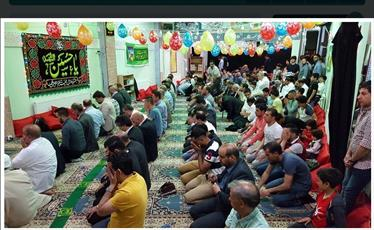 اجرای ویژه برنامه های فرهنگی مدرسه المهدی(عج) در  مسجدسلیمان