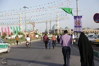 اسکان ۲۱۰ هزار نفر در ایام نوروز در مسجد مقدس جمكران