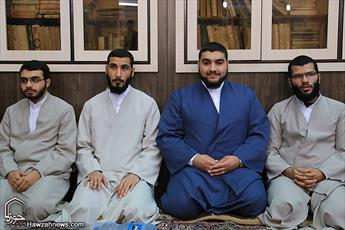 جشن عمامه گذاری طلاب استان مرکزی برگزار می گردد
