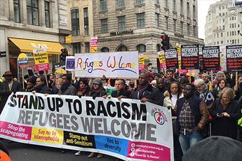 برگزاری گردهمایی مبارزه با اسلامهراسی در انگلستان