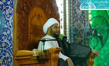 ویژه برنامه معنوی آستان مقدس کاظمین در شبهای رمضان