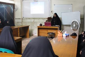"""نشست """"چگونگی بهره مندی معنوی از ماه رمضان"""" در نجف اشرف برگزار شد"""