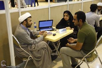 حضور کارشناسان مرکز مطالعات حوزه در  نمایشگاه قرآن