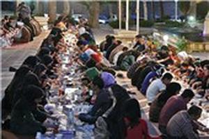 """اجرای طرح """"ضیافت کریمانه"""" در حاشیه شهر اهواز"""