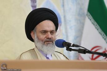 ایستادگی حزب الله در مقابل اسراییل پیروزی اسلام و قرآن همراه با اخلاص بود/ امر به معروف  راه برون رفت ازناهنجاری های فرهنگی است