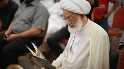 هرگونه تعرض به شیخ عیسی قاسم به منزله جنگ با شیعیان است