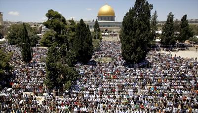 خطیب مسجد الاقصی خواستار حمایت جهانی از اسرای فلسطینی شد