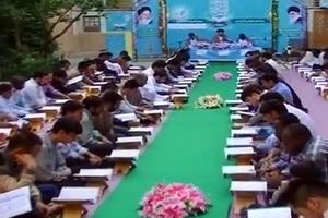 فیلم/ محفل قرآنی طلاب غیر ایرانی در اصفهان