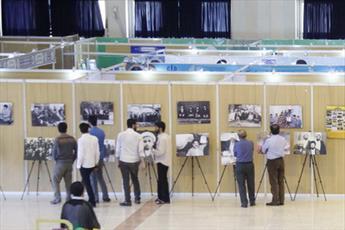 ارائه تصاویر منحصر بفرد از علما و فرزانگان در نمایشگاه قرآن