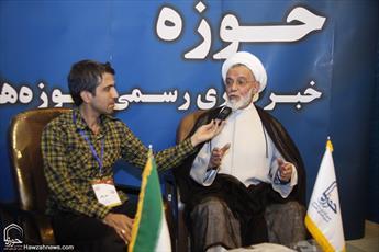 مردم با روحانیت انس دارند/ بخش حوزوی نمایشگاه قرآن پر محتواست