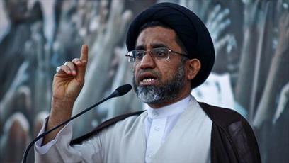 از مقاومت و پایداری ملت بحرینی تشکر می کنم