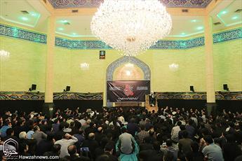 تصاویر/ مراسم احیاء شب بیست و یکم ماه رمضان در اهواز