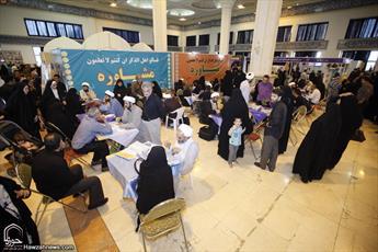 پاسخ به ۷هزار سئوال و شبهه توسط روحانیون در نمایشگاه بینالمللی قرآن