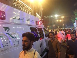 ازدحام در مکه باز هم حادثه آفرید