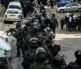 تشدید درگیریها و مجروح شدن عده زیادی از فلسطینیان