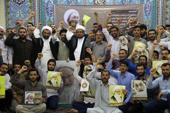 بحرین ، کربلای دیگر است / اجازه نمی دهیم غم از دست دادن شیخ نمر در بحرین تکرار شود
