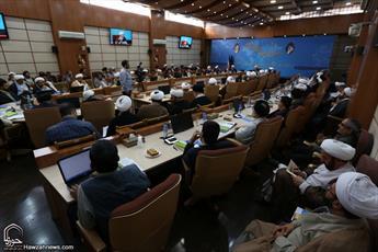 کمیسیون های نه گانه اجلاس مدیران و نمایندگان المصطفی برگزار شد