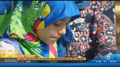 تصویب طرح مقابله با آزار و اذیت دانش آموزان مسلمان در سن دیگو