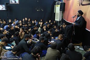 تصاویر/ خیمه عزای صادق آل محمد در اهواز