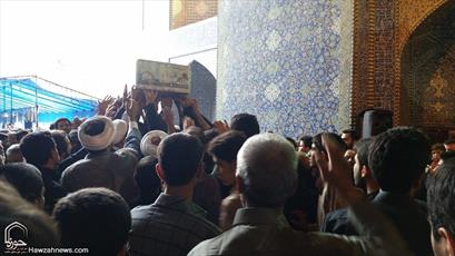 تصاویر/ کنگره ۵۹۰ شهید روحانی استان اصفهان
