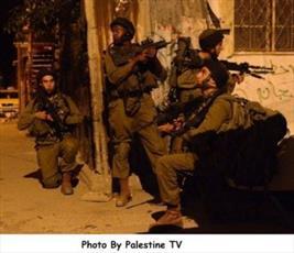 نظامیان رژیم صهیونیستی ۲۱ فلسطینی را در کرانه باختری ربودند