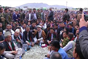 """ماجرای شکل گیری """"جنبش روشنایی"""" در افغانستان"""