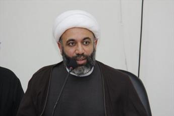 نظام بحرین به دنبال ترساندن شیخ میثم سلمان است