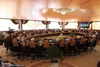 گزارشی از کمیسیون های اجلاسیه مدیران استانی حوزه