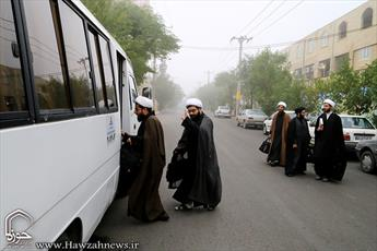 اعزام مبلغ به مناسبت دهه فجر انقلاب اسلامی