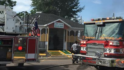 آتش سوزی مسجدی در فلوریدا تعمدی اعلام شد